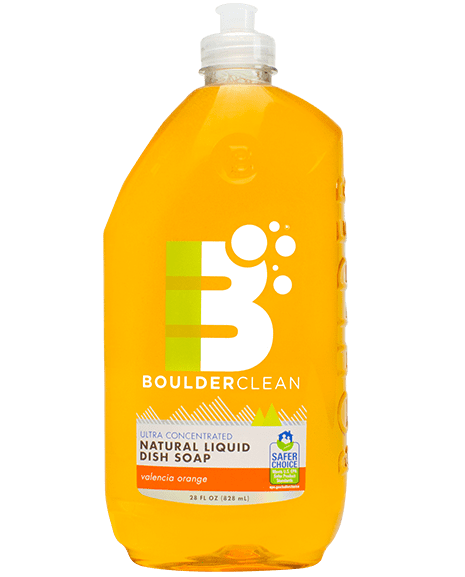 Boulder Clean Natural Liquid Dishsoap