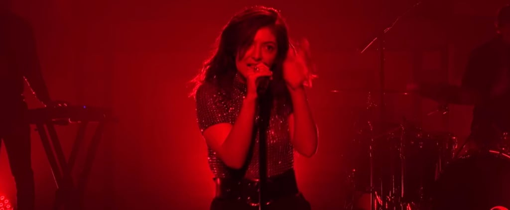 Lorde Talks About Her Dancing on SNL