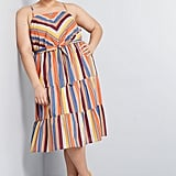 Cityscape Sway Midi Dress