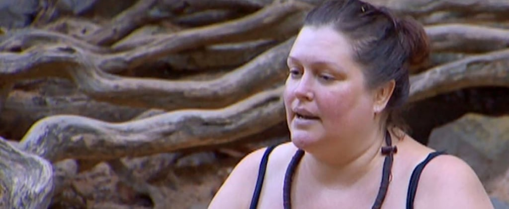 Tziporah Malkah Talking About James Packer on I'm a Celeb