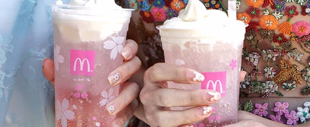 Help! We've Fallen Madly in Love With Japan's Sakura McFloat