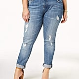 KUT From The Kloth Katy Distressed Boyfriend Jeans