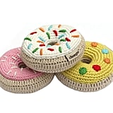 Donut Rattle Set