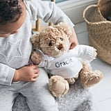 Babyblooms Personalised Bertie Bear
