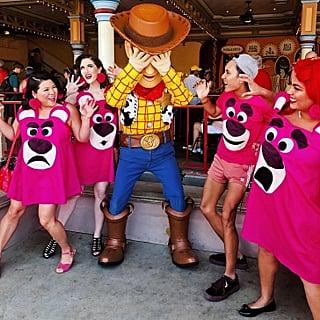 Disney Costume Ideas For Groups