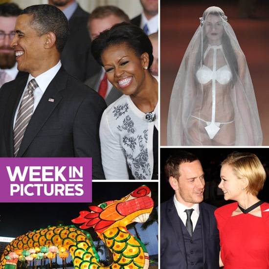 The Obamas Honor Baseball Champs, Berlin Does Racy Fashion, and China Gets Ready for the Year of the Dragon!