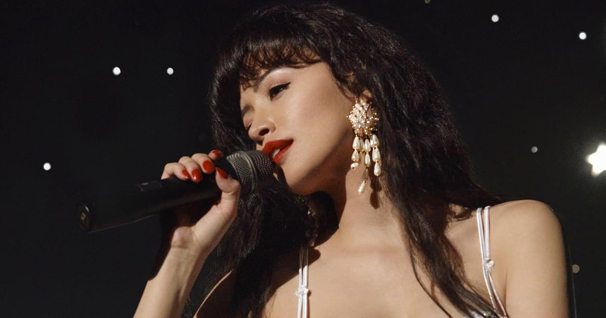 Christian Serratos Completely Embodies Selena Quintanilla on Netflix's New Series