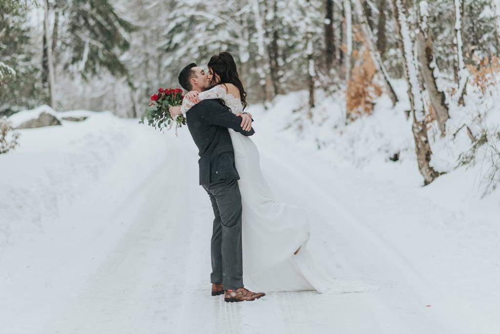 Winter Wedding in Vermont