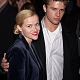 In November 2000, the two posed for the cameras at the Little Nicky premiere in Hollywood.