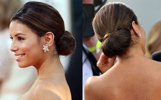 How-To: Eva Longoria Parker's Hair at the 2009 Golden Globes
