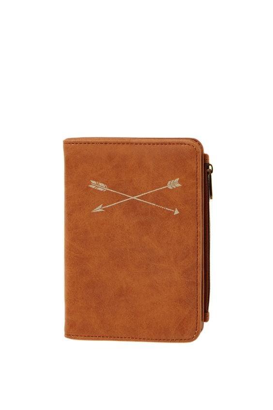 Typo Classic Passport Holder ($15)