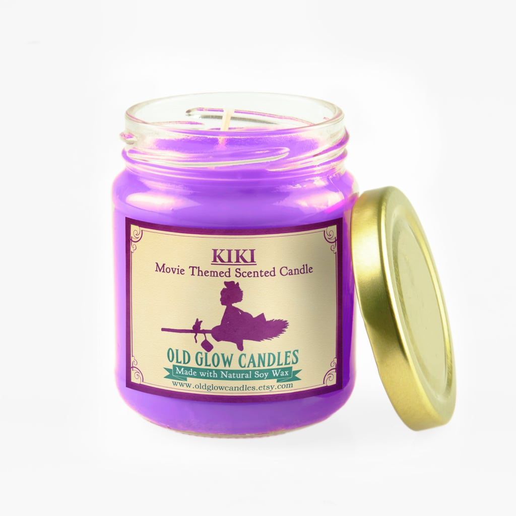 Kiki's Delivery Service candle ($15) with  ocean breeze, fresh bread, and sweet pastry notes
