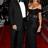 Melania Trump at the 2009 Met Gala