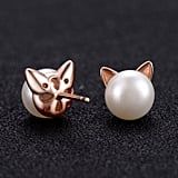 Everu Pearl Stud Earrings