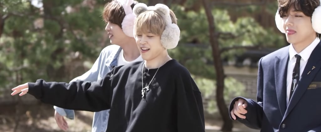BTS's Jimin Sold Out This Louis Vuitton Outfit Instantly