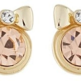 These cute Floozie by FrostFrench bow earrings (£8) would be perfect for a friend or family member who loves the pretty, feminine look.