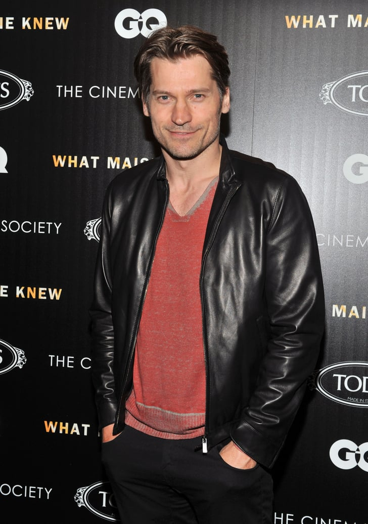 The Leather Look Hot Nikolaj Coster Waldau Pictures