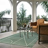 Geo Block Outdoor Rug