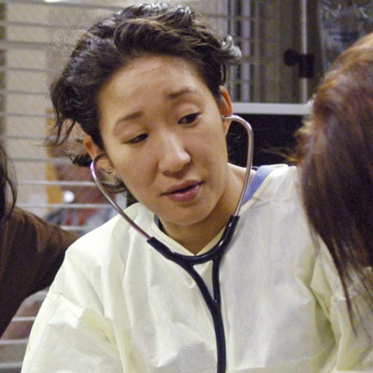 Grey\'s Anatomy Cristina Yang GIFs | POPSUGAR Entertainment