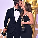 Celebrity Couples at the 2018 Oscars