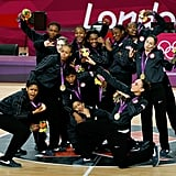 It was the fifth consecutive Olympic gold medal for the US women's basketball team, and while the win was almost expected, it didn't make it any less sweet to watch.