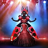 Who is the Ladybug on The Masked Singer?