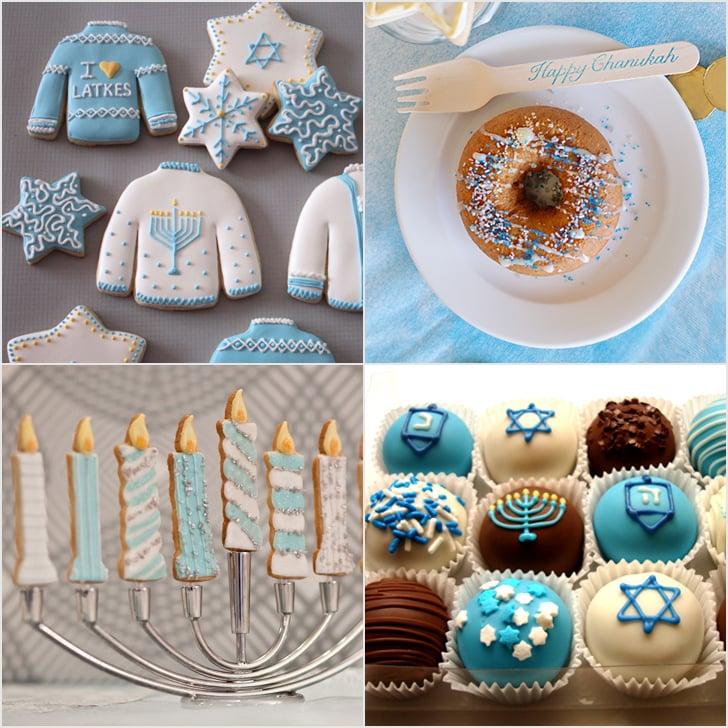 Kid-Friendly Hanukkah Desserts