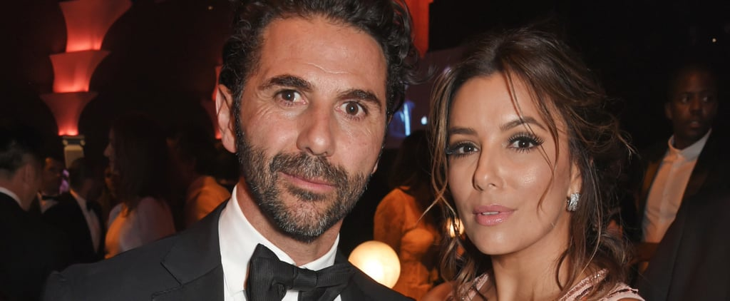 "If You Looked Up ""Happy Ending"" in the Dictionary, You'd Find Eva Longoria and Pepe Bastón"