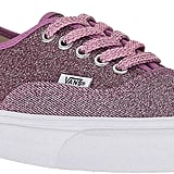 Vans UA Old Skool Glitter Low Top Sneaker