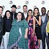 This Is Us Cast at NYC Upfronts 2018