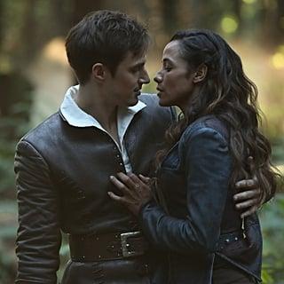 Henry and Jacinda