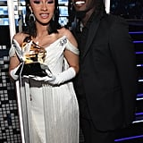 Cardi B Best Rap Album Acceptance Speech at the 2019 Grammys