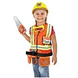 Melissa & Doug Construction Worker Role Play Costume Set