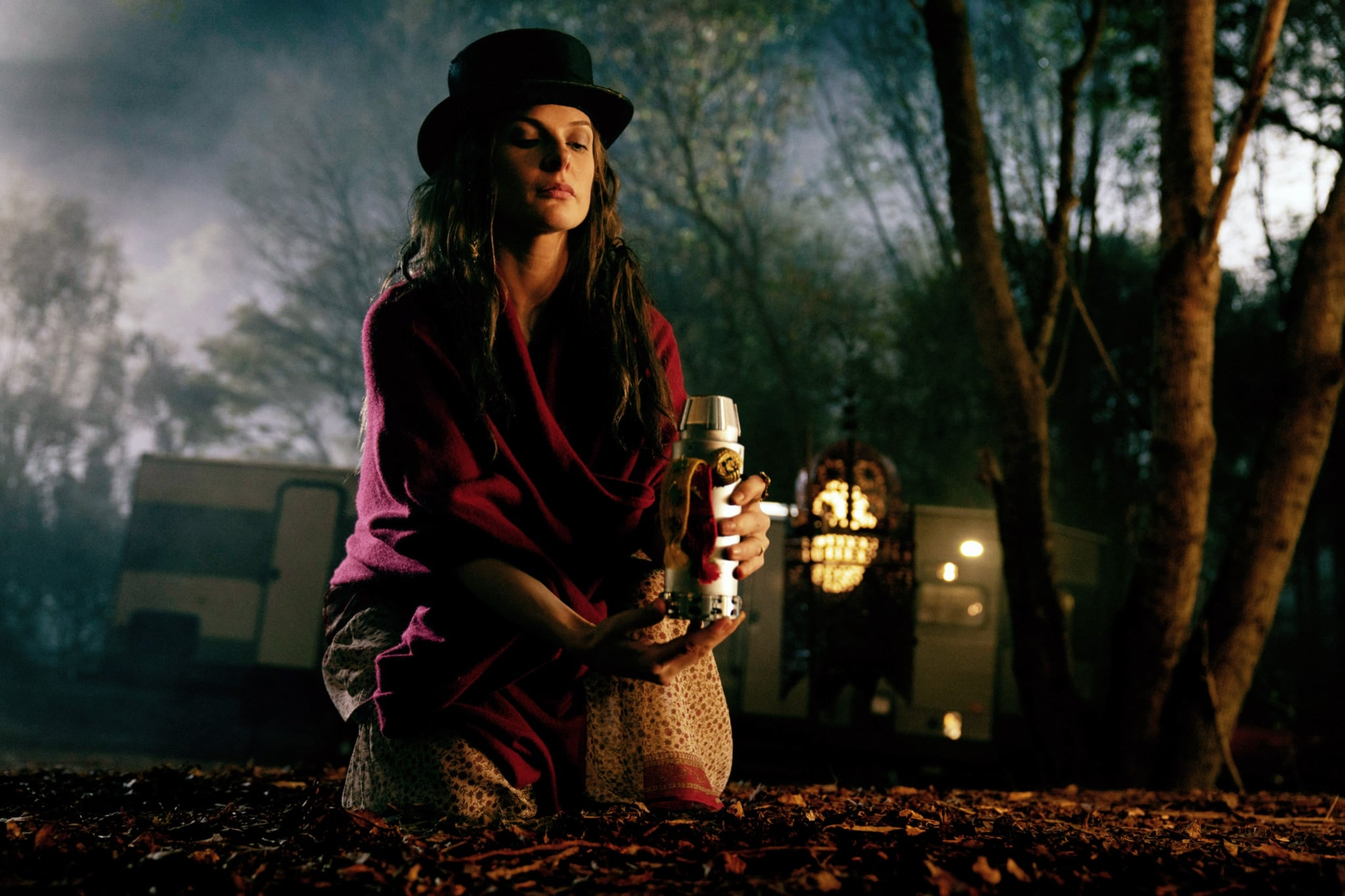 DOCTOR SLEEP, Rebecca Ferguson, 2019. ph: Jessica Miglio /  Warner Bros. / courtesy Everett Collection