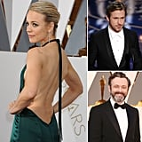 Rachel McAdams, Ryan Gosling, and Michael Sheen at the Oscars