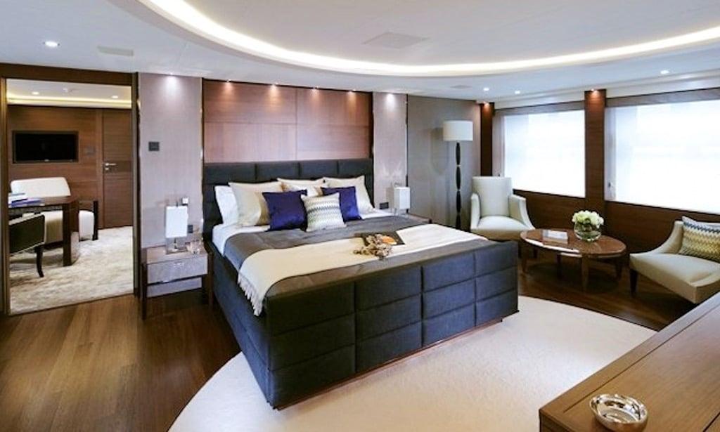 131-Foot Luxury Mega Yacht Solaris in Mediterranean