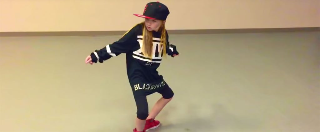 "This Video of a Little Girl Freestyle Dancing to ""Truffle Butter"" Will Make You Feel Inadequate"