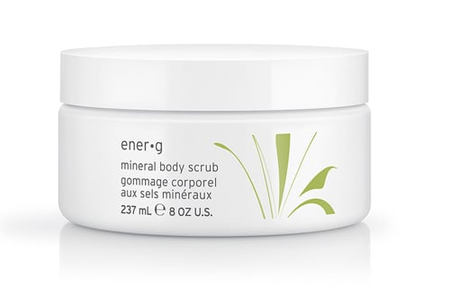 Willow Stream Ener-G Body Scrub Review