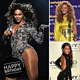 It was Beyoncé's birthday last Tuesday, and in honor of, we've got 60 examples of the singer's standout style.