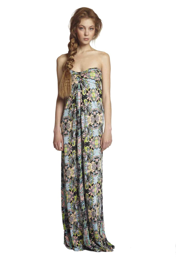 It wouldn't be a Mara Hoffman collection without one great print maxi.