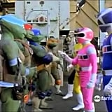 The Teenage Mutant Ninjas Turtles Once Lent a Helping Hand