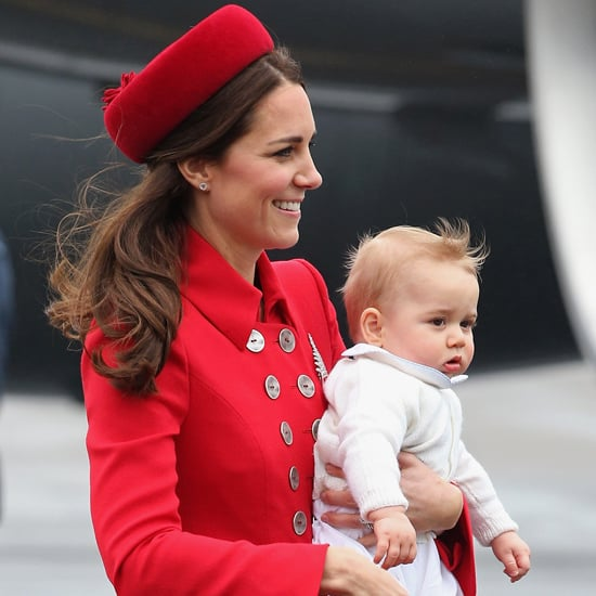 Prince George's First Year | Pictures