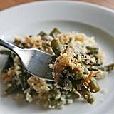 Panko-Crusted Green Bean Casserole