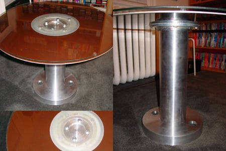 Guess What This Table is Made From?