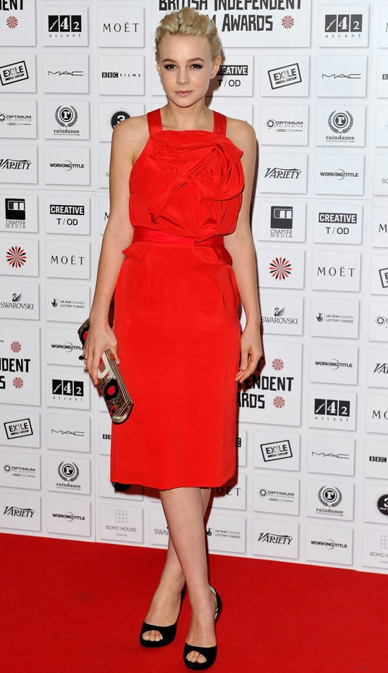 Full List of Winners from the 2010 BIFAs, Pictures of Carey Mulligan, Emma Roberts at the 2010 British Independent Film Awards