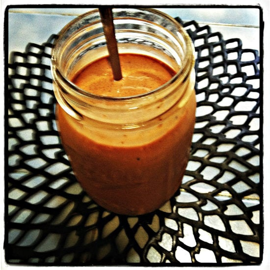 Healthy Reese's Smoothie