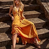 Parisse Maxi Dress