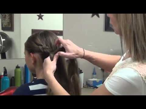 Katniss Everdeen Braid Tutorial