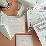Vintage Written Invitations