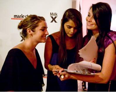 Ashley, Talita, Samantha